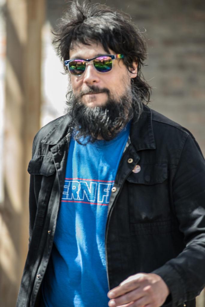 Dan Agosto (Photo by Johnny Nevin)