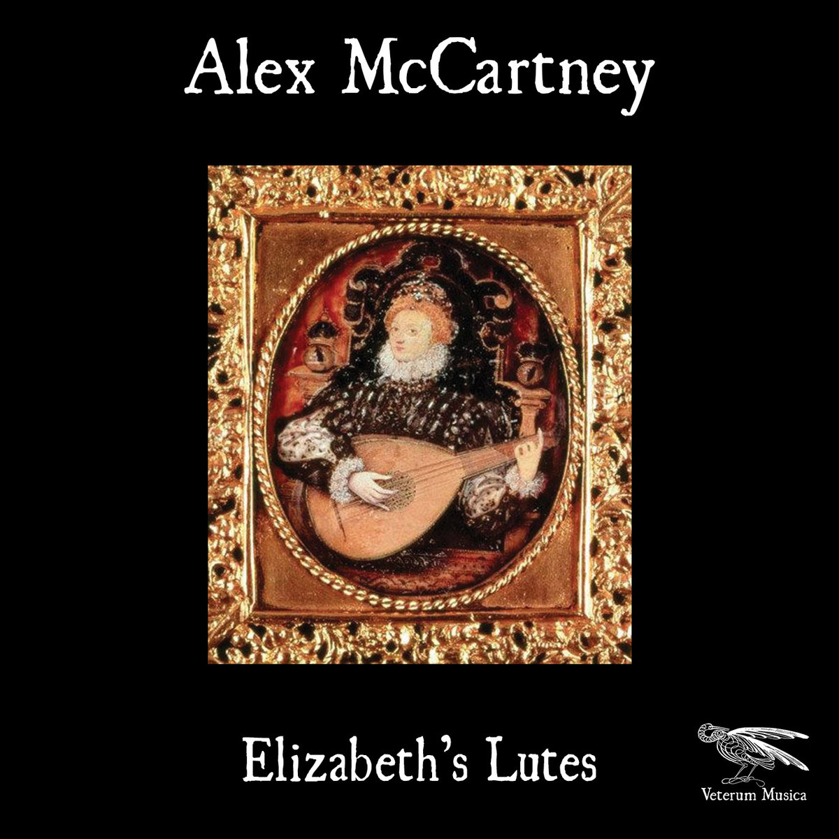 Cover art from Elizabeth's Lutes by Alex McCartney
