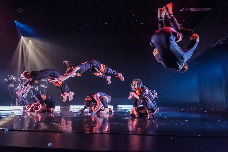 Chicago Dance Crash nominated in Dance Magazine – Dancer Music