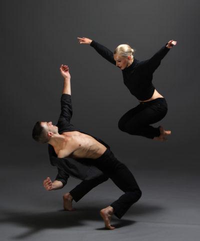 Jacob Frazier and Katie Rafferty Giordano Dance Chicago (Gorman Cook Photography)