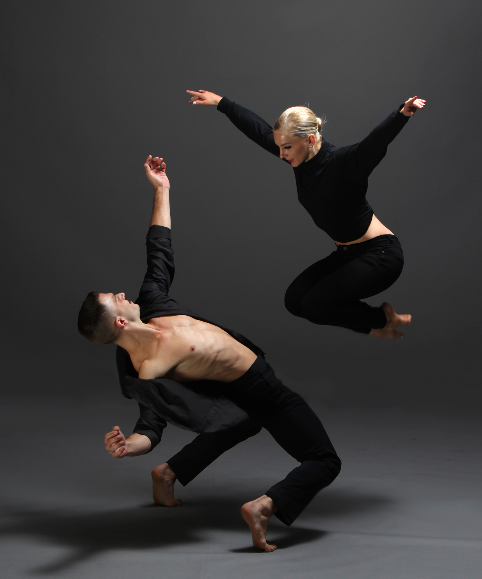 Jacob Frazier and Katie Rafferty Giordano Dance Chicago (Gorman Cook Photography)