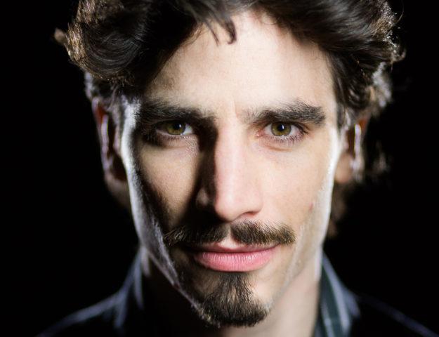 Alejandro Cerrudo. Photo by Jim Newberry