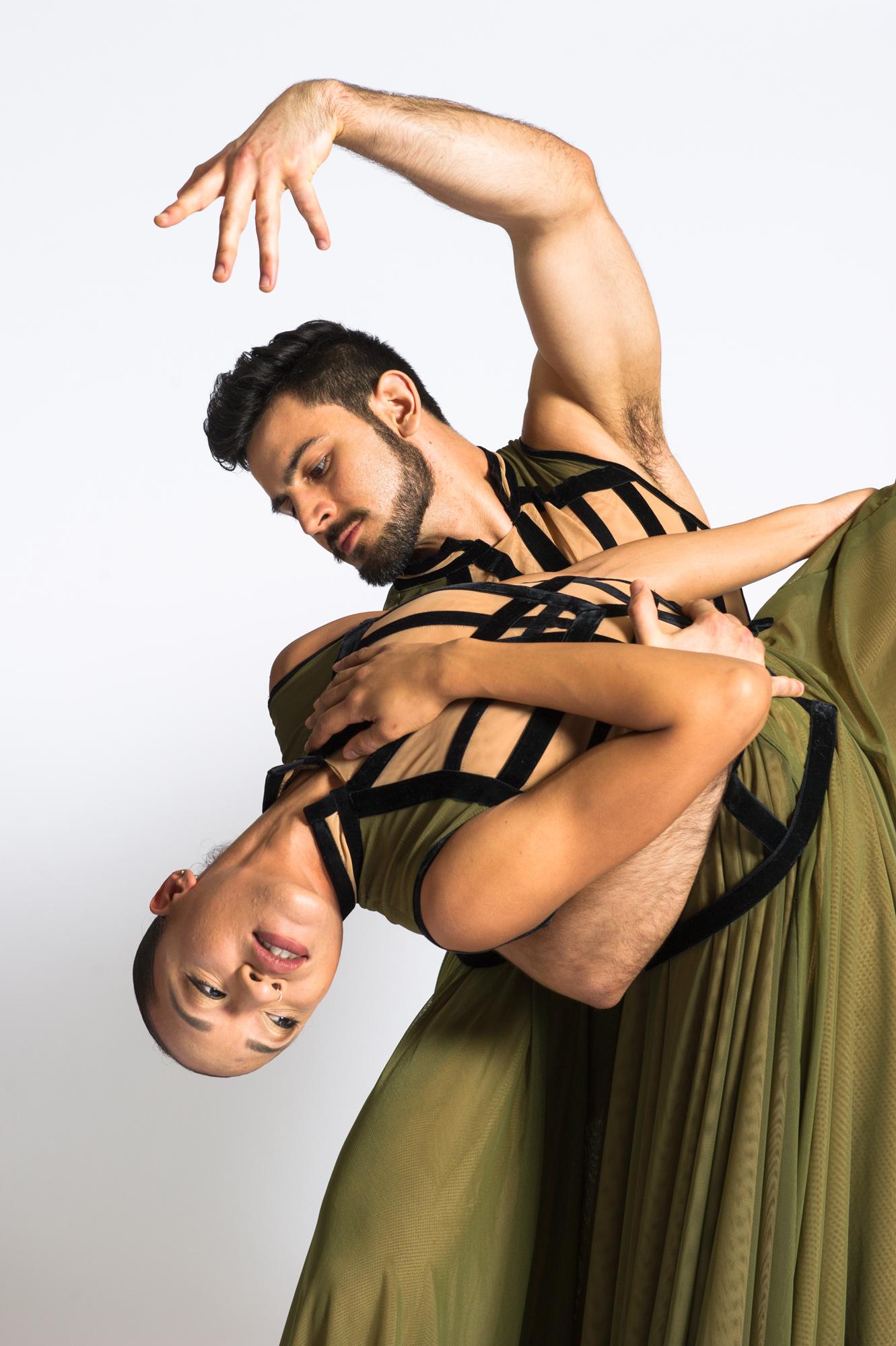 "Ballet Hispánico's ""Waiting for Pepe"" (Photo by Paula Lobo)"