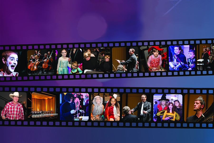 "The Chicago Philharmonic ""Hollywood Heroes"" (Courtesy of The Chicago Philharmonic)"