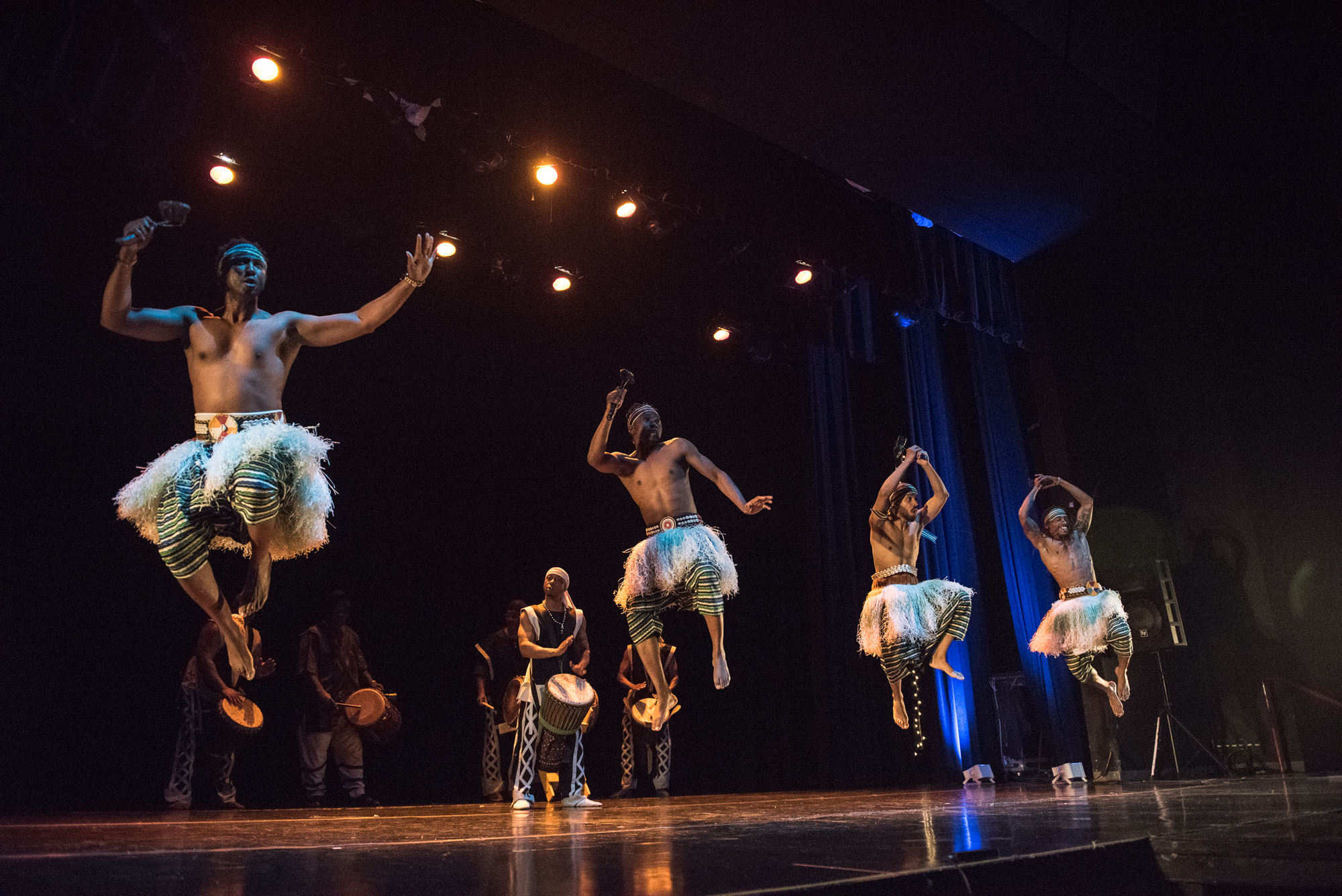Muntu Dance Theater (Photo by Philamonjaro Photography)