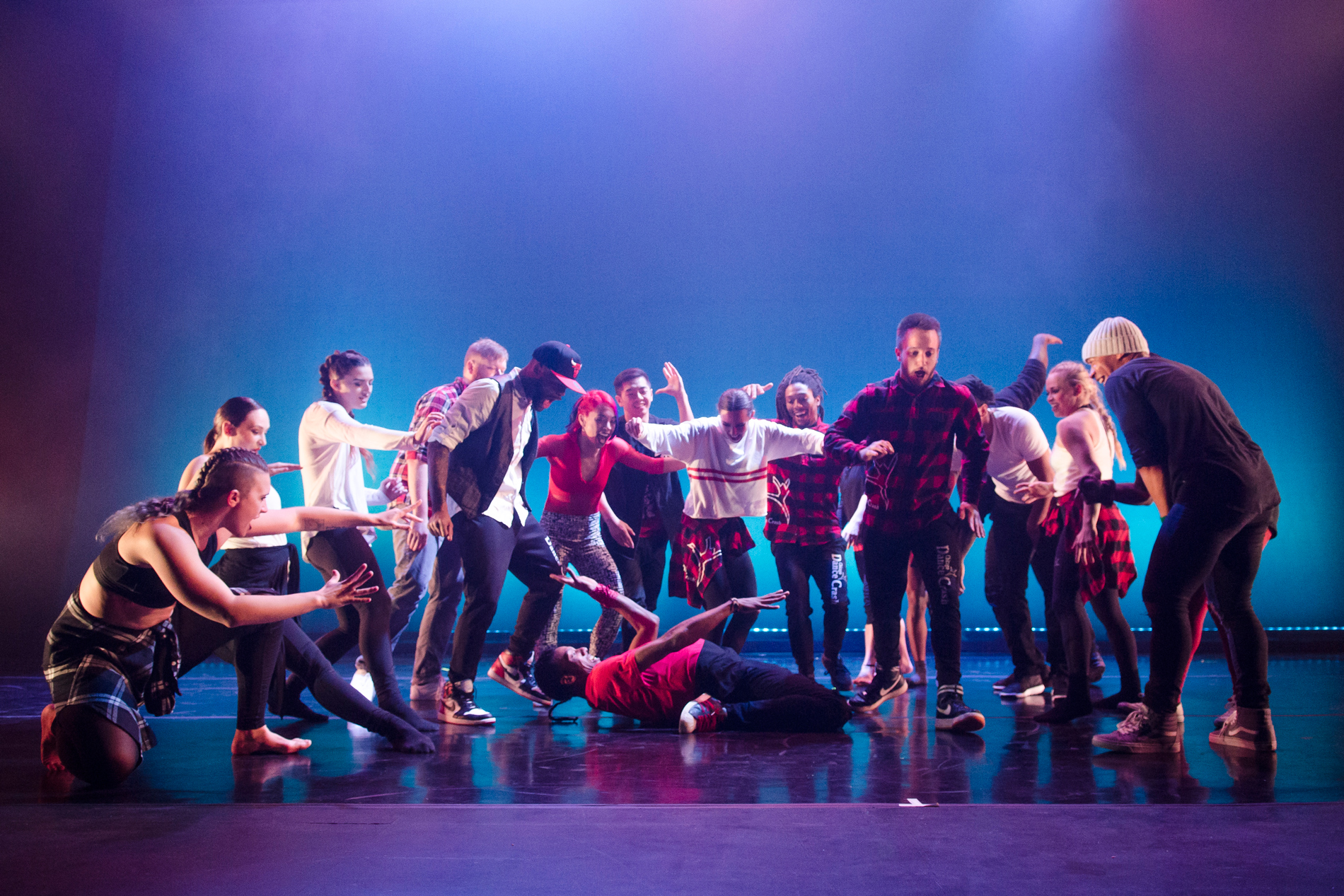 Chicago Dance Crash (Photo by Ashley Deran)