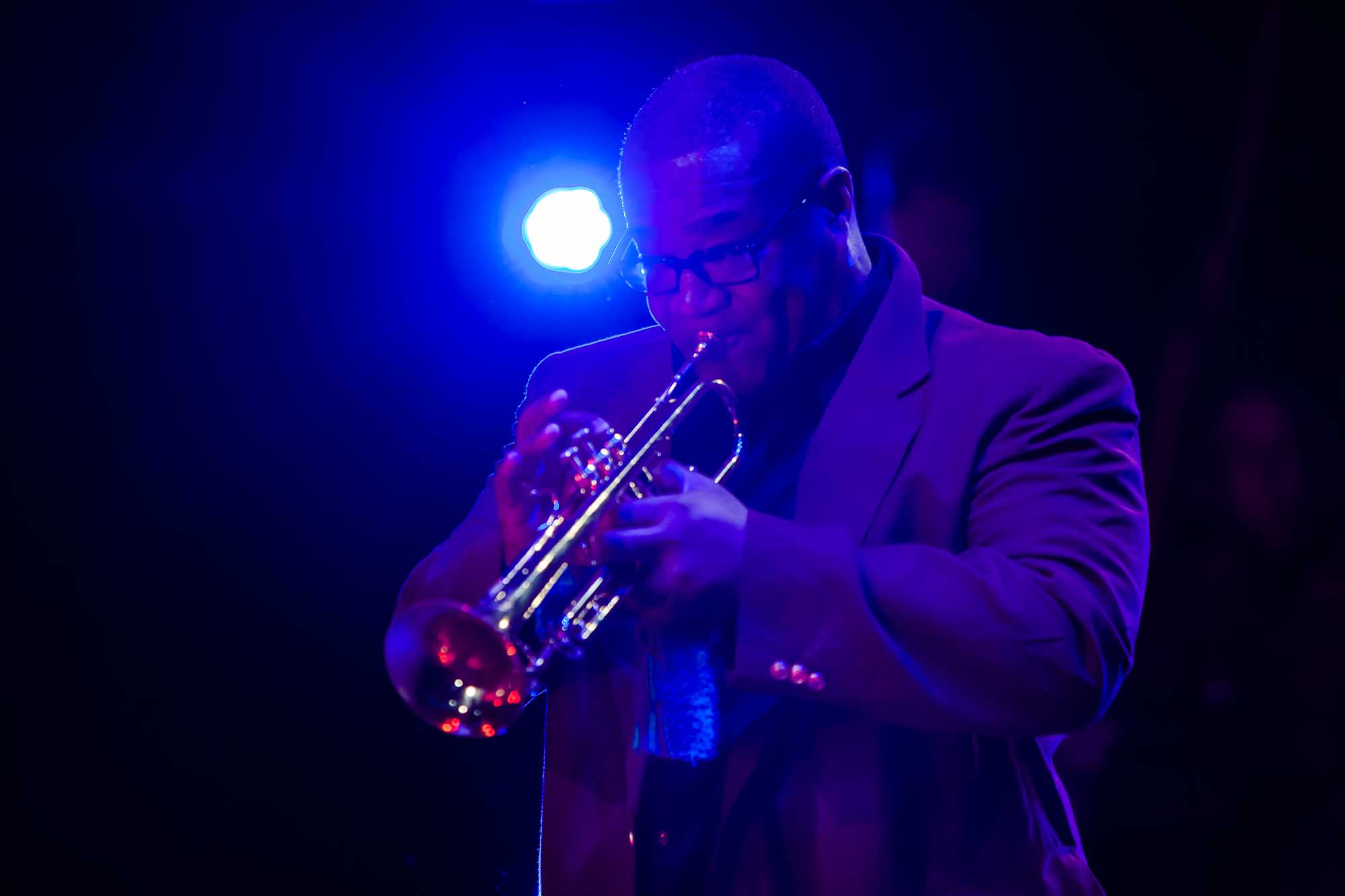 Pharez Whitted (Photo by Dan Kasberger)