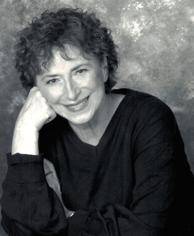 Shirley Mordine (Photo by Jennifer Girard)