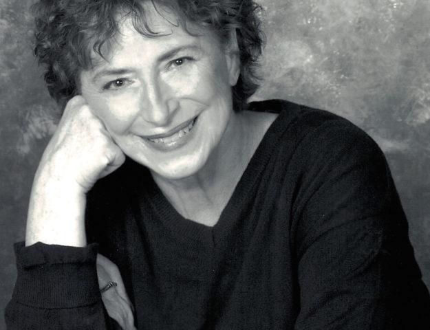 Shirley Mordine (Photo by Jennifer Girard)