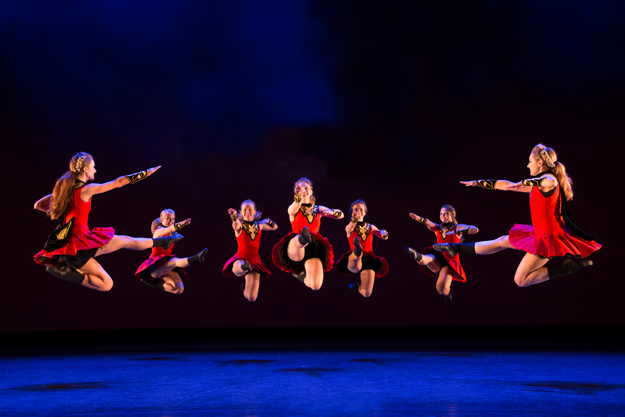 Trinity Irish Dance Company (Photo by Chesea Hoy)